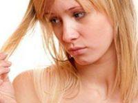 Выпадение волос у женщины