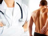 Врач при боли в спине